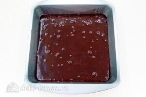 Домашний шоколадный щербет: фото к шагу 9.