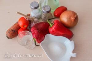 """Салат """"Донской"""" на зиму: Ингредиенты"""