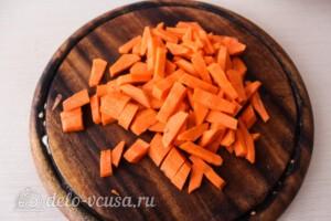 """Салат """"Донской"""" на зиму: фото к шагу 4."""