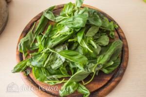Томатный соус с базиликом на зиму: фото к шагу 2.