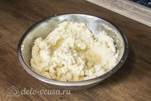 Творожно-кокосовое печенье: фото к шагу 3.