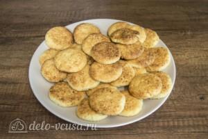 Творожно-кокосовое печенье: фото к шагу 5.