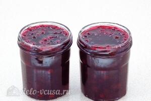 Варенье из клюквы на зиму: фото к шагу 9.