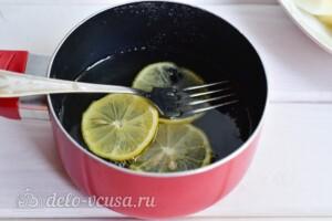 """Варенье из груш """"Пятиминутка"""" с лимоном: фото к шагу 5."""