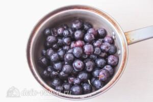 Варенье из винограда с грецкими орехами: фото к шагу 2.