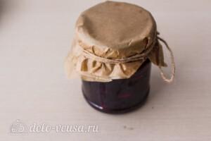 Варенье из винограда с грецкими орехами: фото к шагу 8.