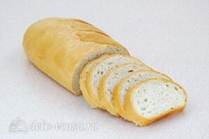 Бутерброды из сайры, яиц и сыра: фото к шагу 6.