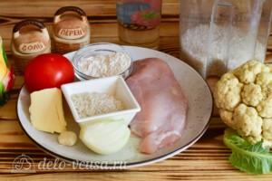 Ленивые голубцы из цветной капусты: Ингредиенты