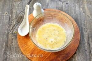 Мега-сырный омлет на молоке: фото к шагу 3.