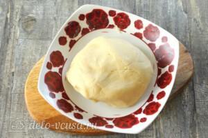 Яблочный пирог с решеткой: фото к шагу 6.