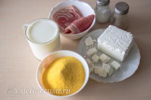 Банош по-закарпатски: Ингредиенты