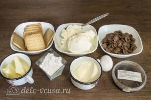 Ванильный чизкейк на палочке: Ингредиенты