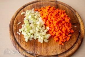 Фасолада - греческий постный суп: фото к шагу 2.
