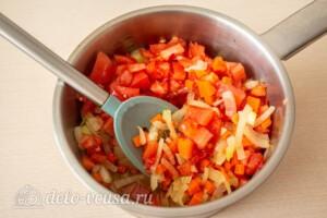 Фасолада - греческий постный суп: фото к шагу 4.