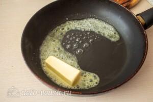 Французские тосты с молоком: фото к шагу 6.