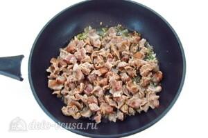 Куриные желудки в соево-чесночном соусе: фото к шагу 6.