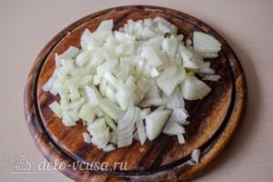 Курица карри с рисом и сливками: фото к шагу 1.