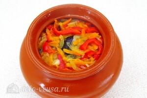 Овощное рагу как из печи: фото к шагу 14.