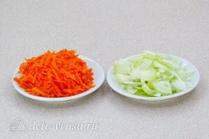 Овощное рагу как из печи: фото к шагу 2.