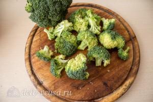 Паста-салат с овощами и сыром фета: фото к шагу 1.