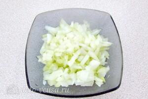 Вареники с квашеной капустой: фото к шагу 1.