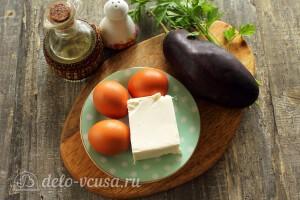 Баклажаны по-аджарски: Ингредиенты