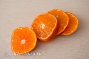 Облепиховый чай с грушей и апельсином: фото к шагу 3.