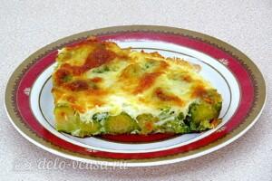 Запеченная брюссельская капуста с сыром: фото к шагу 13.