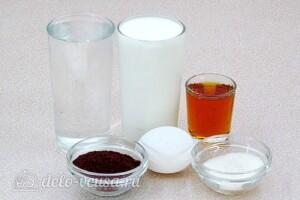 Горячий напиток «Вечерний десерт»: Ингредиенты