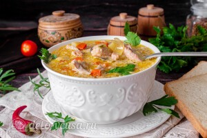 Калакейтто — финский рыбный суп