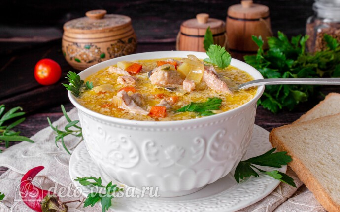 Калакейтто - финский рыбный суп