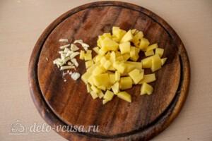 Калакейтто - финский рыбный суп: фото к шагу 3.
