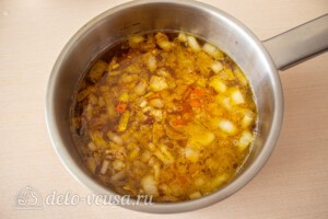 Калакейтто - финский рыбный суп: фото к шагу 6.