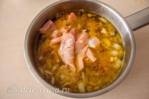 Калакейтто - финский рыбный суп: фото к шагу 7.