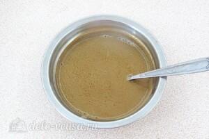 Кофе-глясе с желтками: фото к шагу 7.