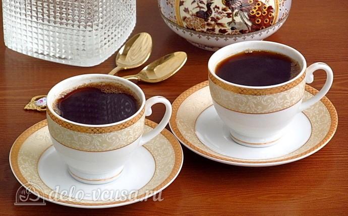 Рецепт кофе по-восточному в турке