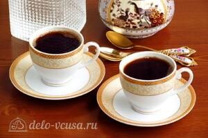 Кофе по-восточному в турке: фото к шагу 5.