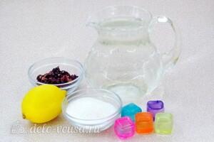 Лимонад из каркаде: Ингредиенты