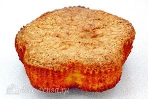 Простой пирог на майонезе: фото к шагу 9.