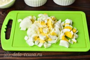 Салат с печенью и морковью по-корейски: фото к шагу 1.