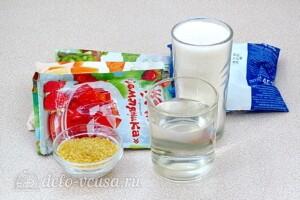 """Торт-желе """"Битое стекло"""": Ингредиенты"""