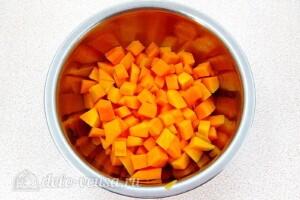 Тыквенно-апельсиновое желе: фото к шагу 1.