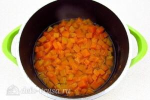 Тыквенно-апельсиновое желе: фото к шагу 2.