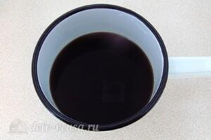 Желе из кока-колы: фото к шагу 4.