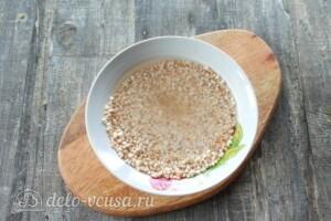 Грибной суп с перловкой: фото к шагу 1.