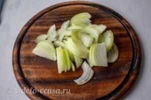 Машеровский салат: фото к шагу 1.
