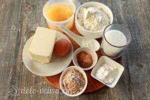 Печенье пипаркоок Piparkook: Ингредиенты