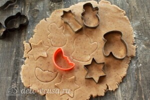 Печенье пипаркоок Piparkook: фото к шагу 6.