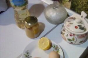 "Домашний майонез ""Пятиминутка"" в комбайне: Ингредиенты"