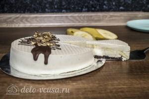 Кокосово-банановый кешьюкейк: фото к шагу 10.
